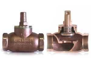 alderdice bronze horizontal non return check valve