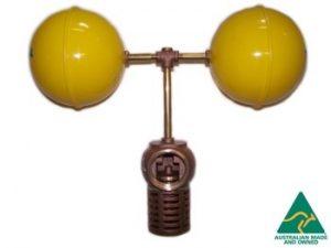 alderdice floating side outlet foot valves