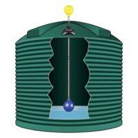 level alert tank indicator