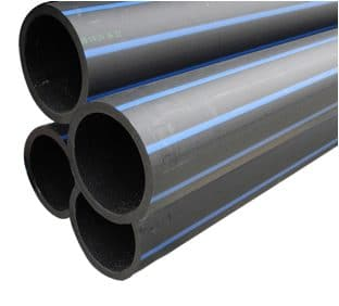 poly & pvc pipes