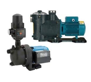 rural and domestic water pumps