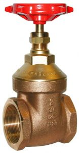 Brass Tested Gate and Ball Valves