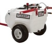 North Star 117 Litre 12V Tow behind Spot Sprayer