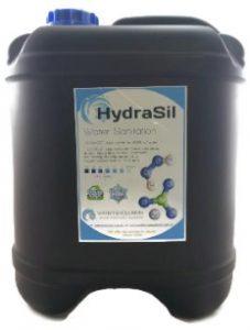Hydrasil 20 litre Tank Water Sanitiser