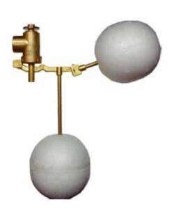 two level float valves